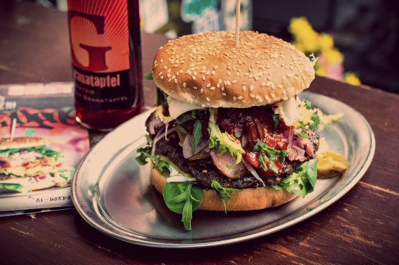 Berlin's Best Burgers