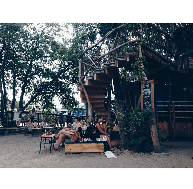 Yaam Beach Club