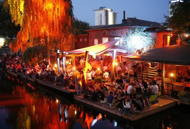 Things to do in Berlin at night