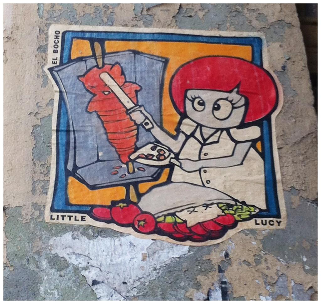 El Bocho Little Lucy kebab