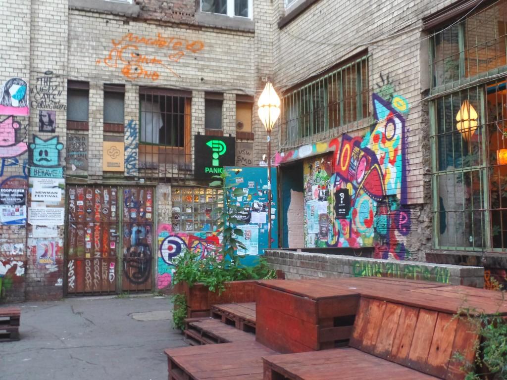Panke art and culture venue