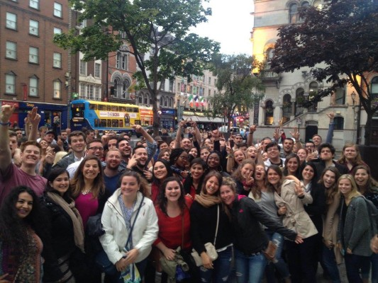 Dublin Backpacker Pub Crawl