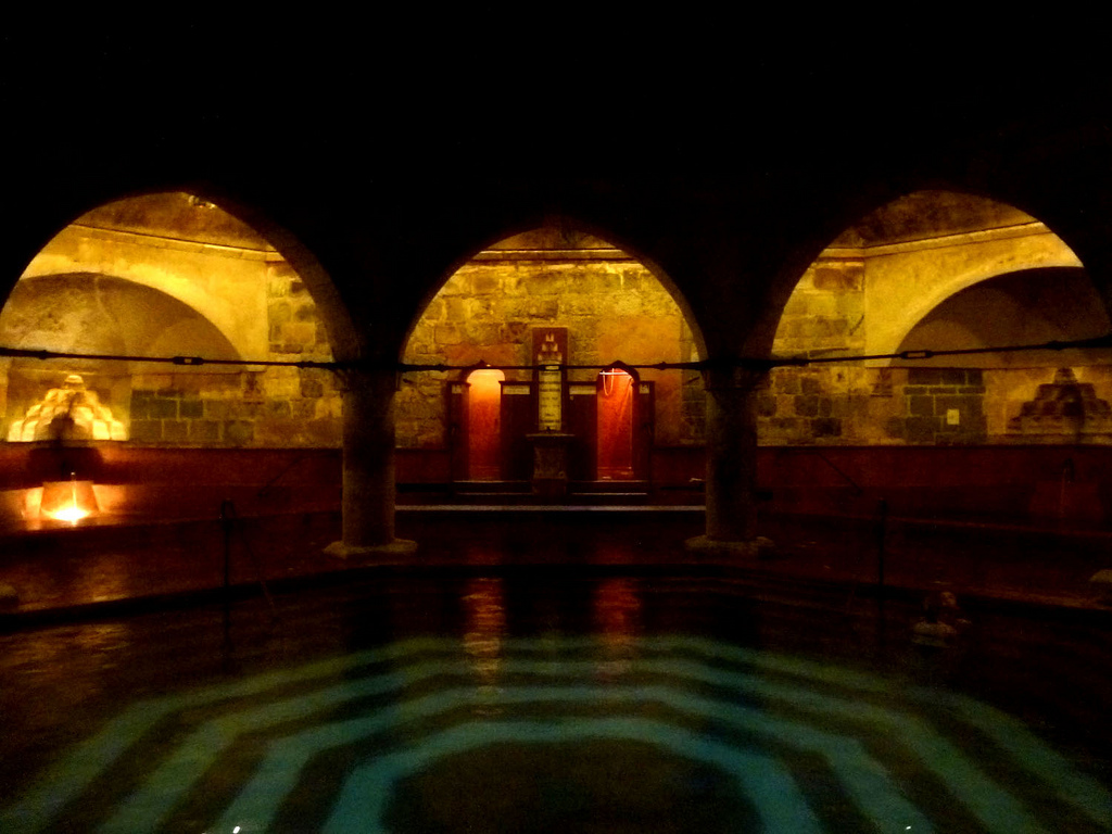 Rudas Baths