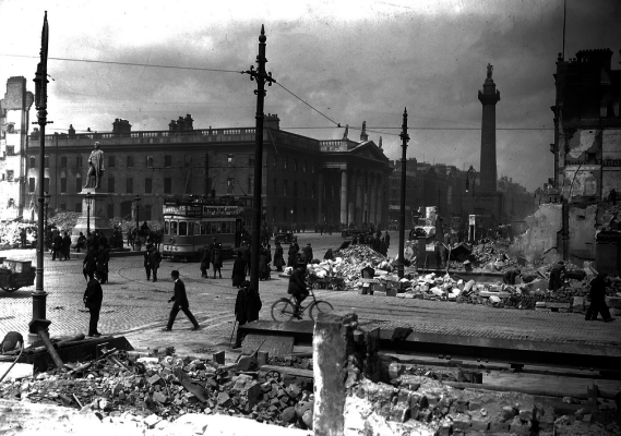 O'Connell street 1916