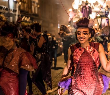 Halloween parade Ireland