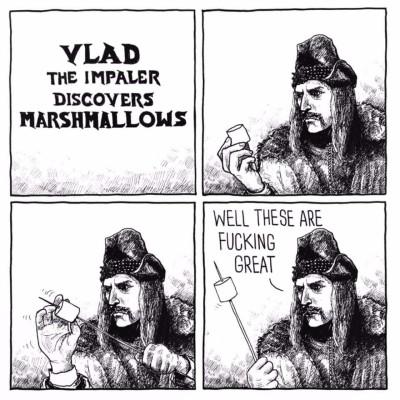 Vlad the impaler dracula budapest