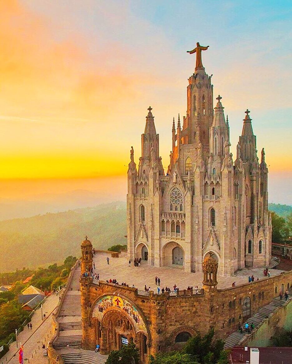 Seven places for amazing photos in Barcelona