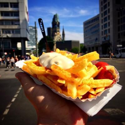 Street Food in Berlin: Curry 36