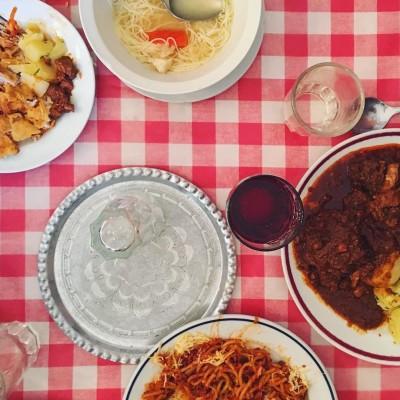 Dinner in Kádár étkezde, Budapest