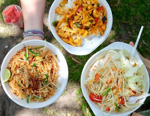 Eats in Berlin - Thai Park