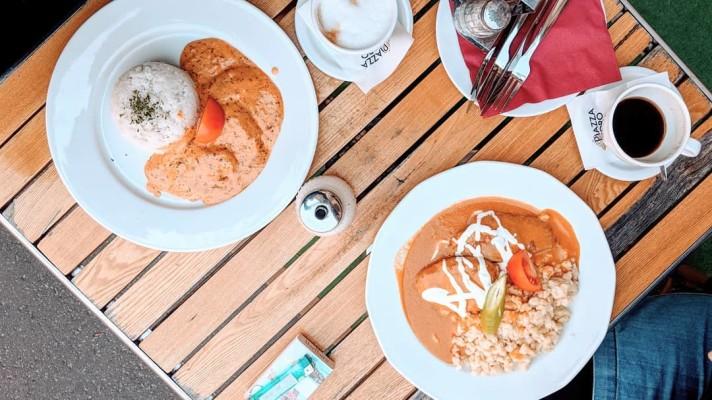 Cheap eats in Budapest, Vigadó étterem és söröző