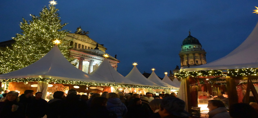 Not to be missed Christmas markets in Berlin 2019