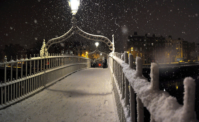 Eight Things To Do in Dublin This Winter