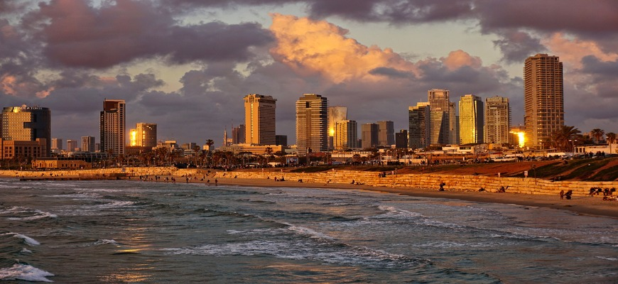 17 pics to make you want to visit Tel Aviv immediately!