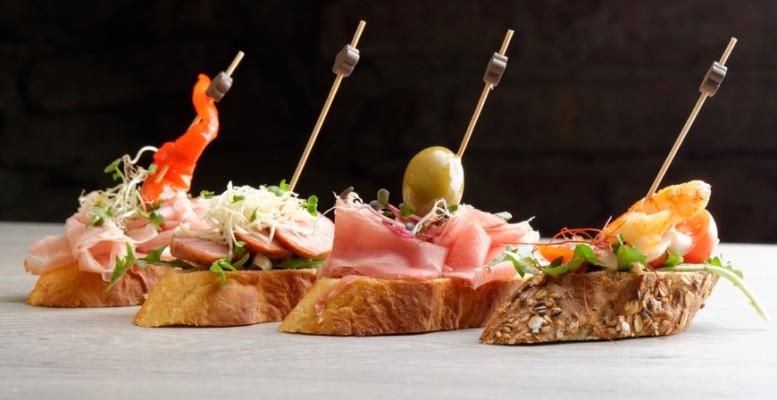 Taste tapas in Madrid