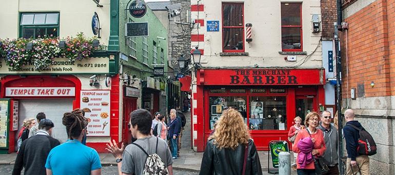 Temple Bar Cultural Quarter
