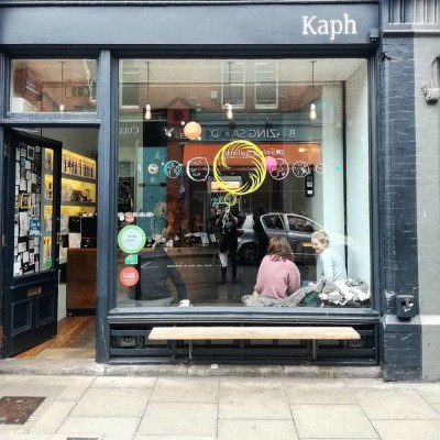 Exterior of Kaph on Dury street in Dublin