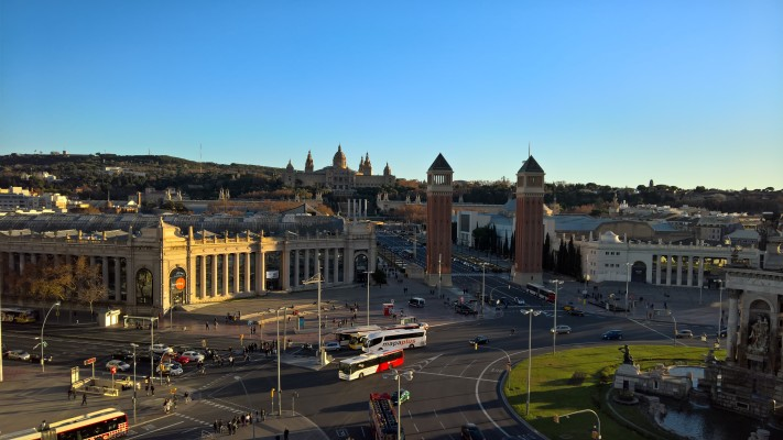 Terraza del CC Las Arenas. Foto: Maxpixel.net
