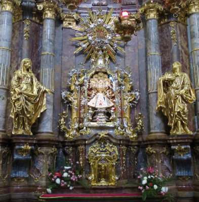 Shrine of the Infant Jesus of Prague