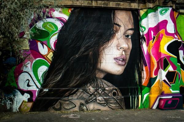Vienna street art