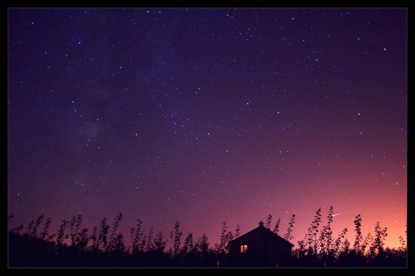 West Kerry night sky