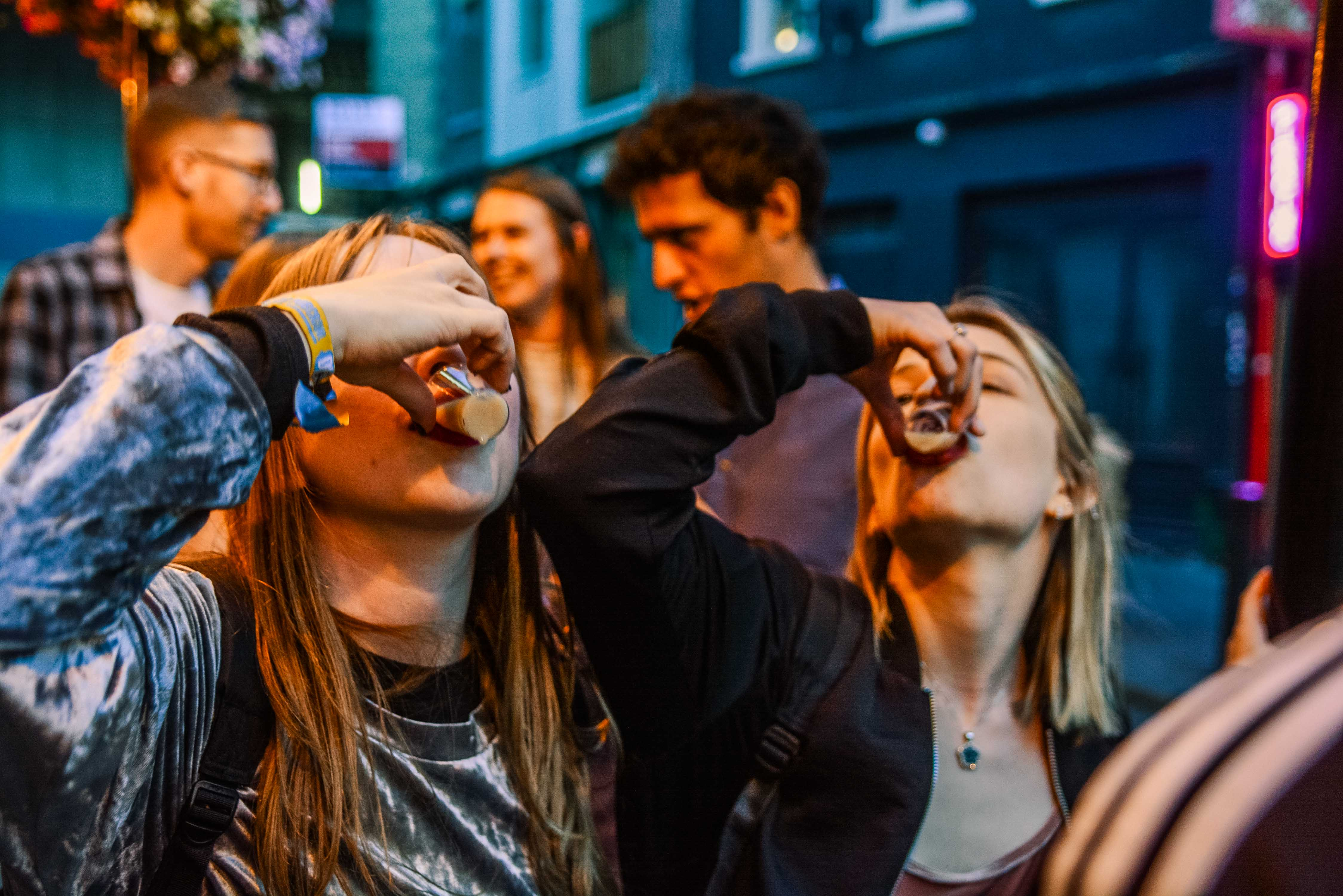 What to Expect on a Pub Crawl in Dublin
