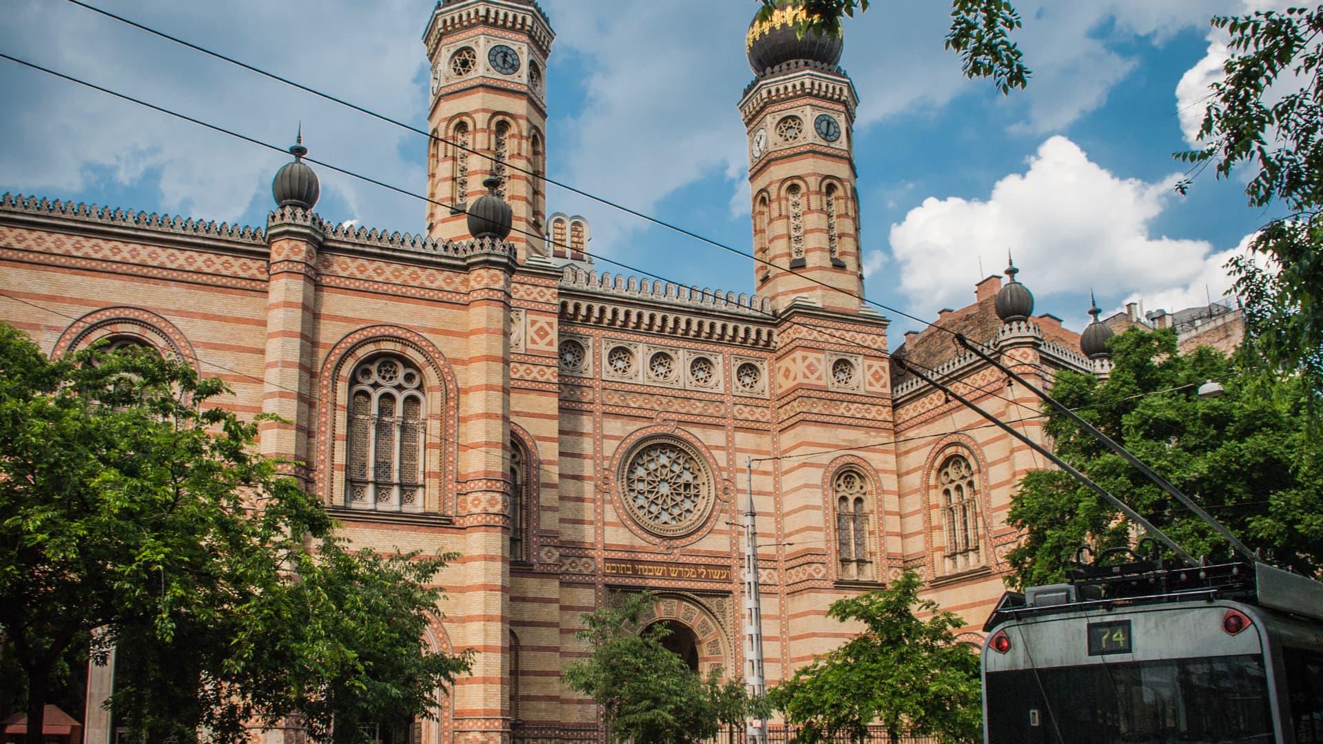 budapest-jew-history