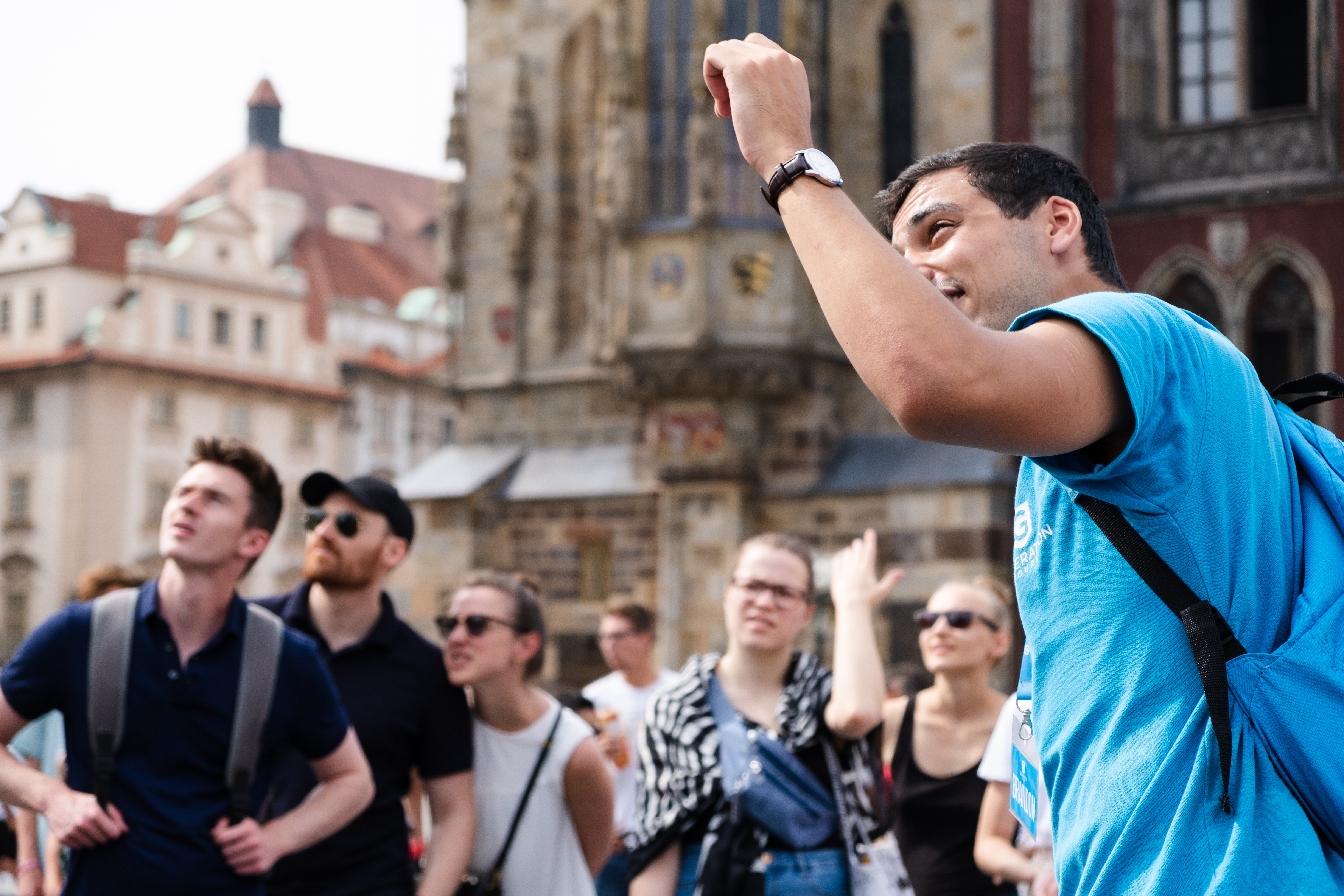 What's on a Free Tour of Prague?